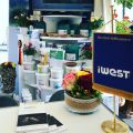 iWEST Messestand